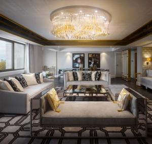 7 UK Designed Room