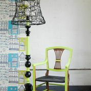 Out of the Dark UK upcycled furniture on A Passion for Homes blog