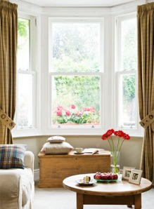 Anglian Home Improvements bay window on A Passion for Homes