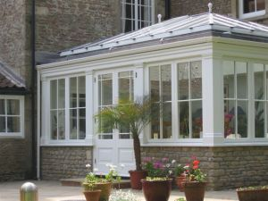 Anglian Home Improvements conservatory on A Passion for Homes