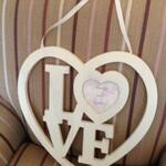 Next shabby chic photo frame A Passion for Homes birthday prize