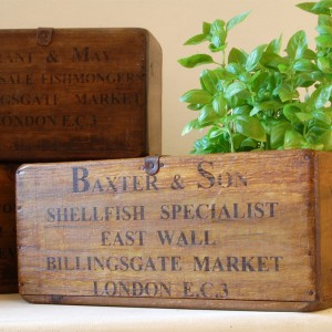 wooden_fish_market_boxes_ lovestruck interiors on A Passion for Homes