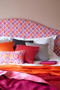 Bedding by Heatons on A Passion for Homes