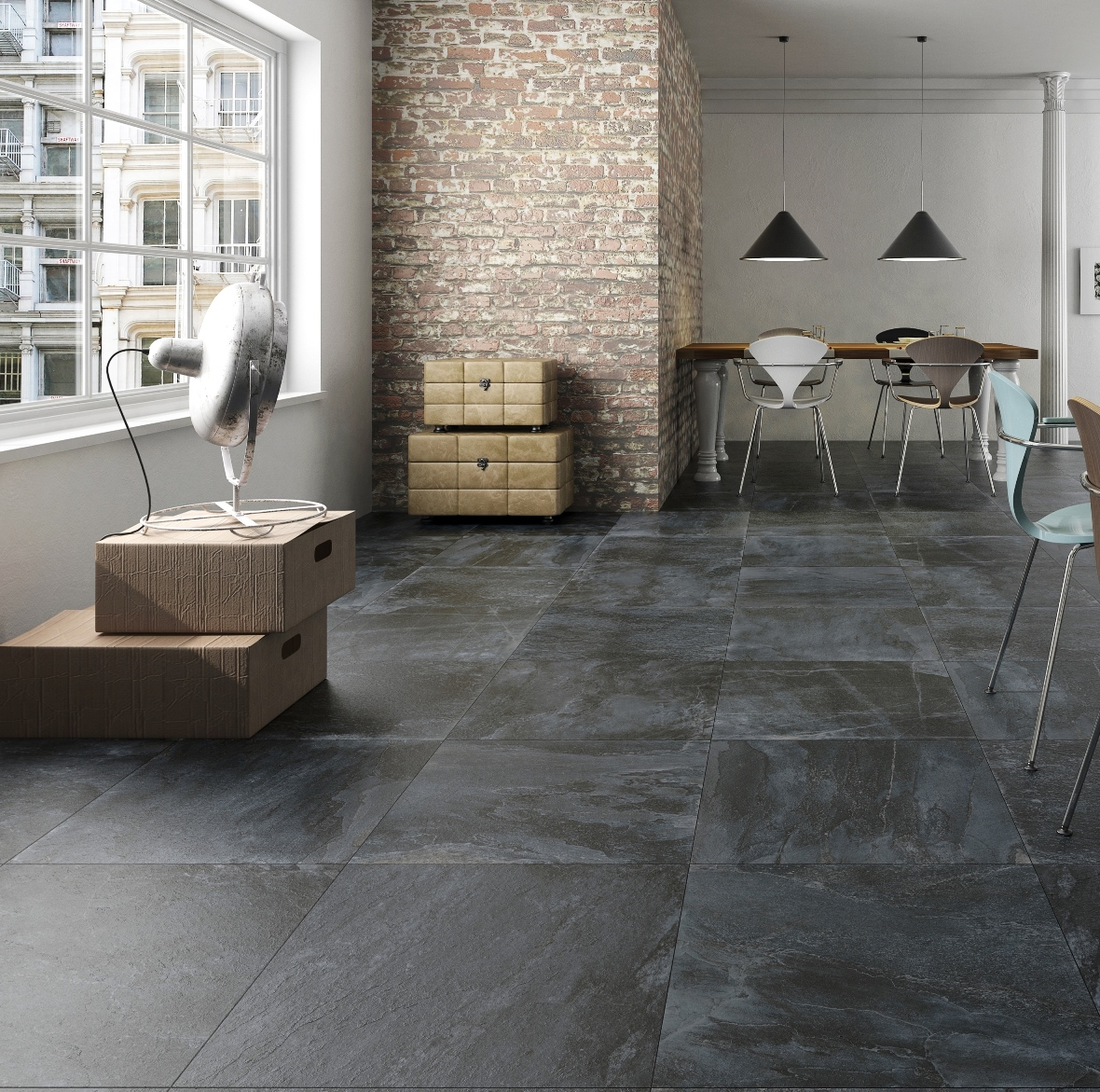 Tile mountain s latest flooring trends revealed a for Latest floor tile trends