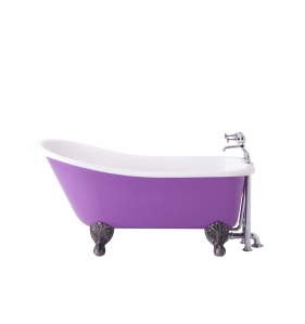 Neptune Slipper Bath Albion Bath Company on A Passion for Homes