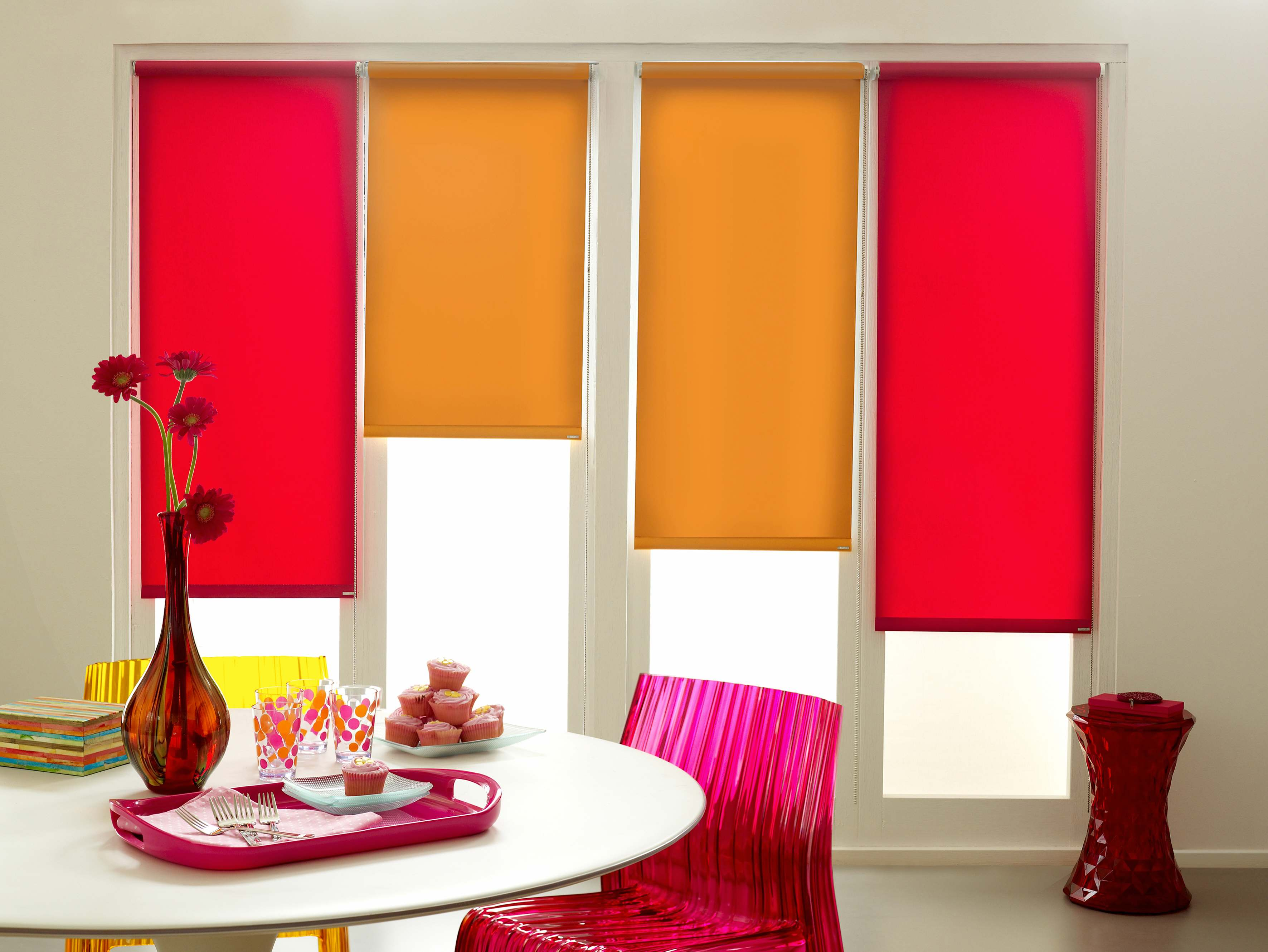 Tuiss Habitat Roller Blinds A Passion For Homes