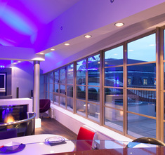 Zonal living area interior design lighting on a passion for homes blog
