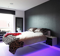 bedroom interior design lighting on a passion for homes blog Susan Quirke