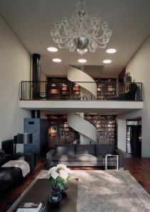 indoor slides on a passion for homes blog living room