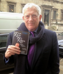 nick hewer of The Apprentice BBC TV on a passion for homes blog