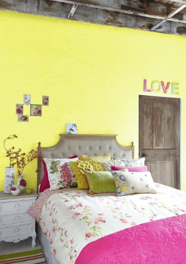 Dunelm Floral Bedding on A Passion for Homes
