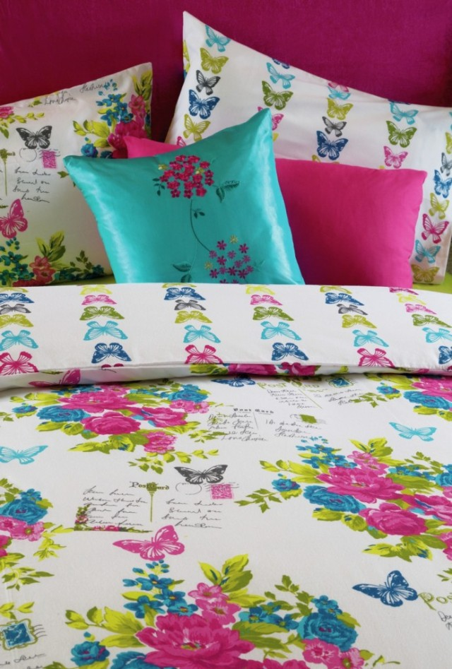 Heatons floral bedding on a passion for homes