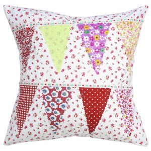 floral cushion from dotcomgiftshop on a passion for homes blog